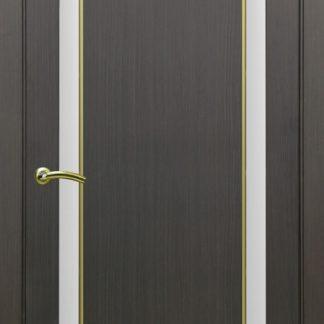 Фото Дверное полотно Турин 522.212  Молдинг SC/SG Цвет венге