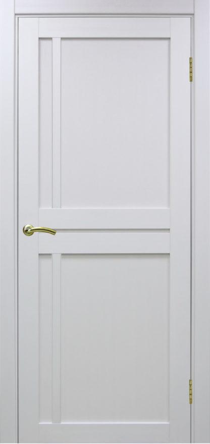 Фото Дверное полотно Турин 523.111  Цвет белый монохром
