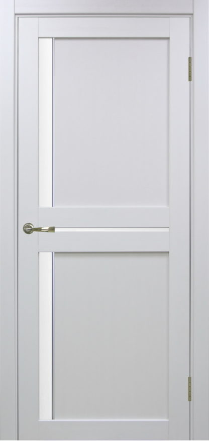Фото Дверное полотно Турин 523.221 АПС Молдинг SC/ SG Цвет белый монохром