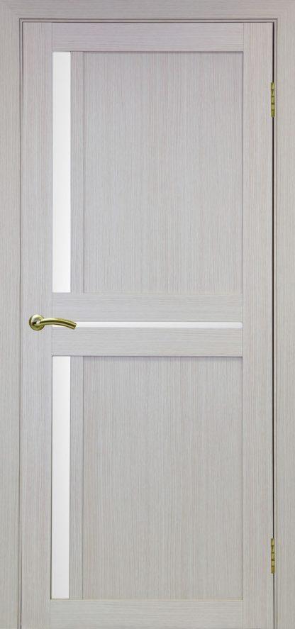 Фото Дверное полотно Турин 523.221 Цвет беленый дуб