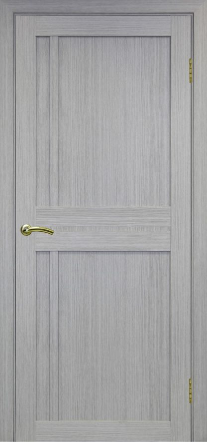 Фото Дверное полотно Турин 523.111  Цвет серый дуб