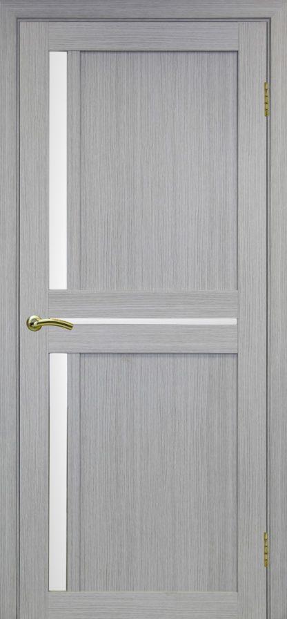 Фото Дверное полотно Турин 523.221 Цвет серый дуб