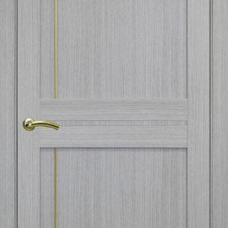 Фото Дверное полотно Турин 523.111 Молдинг SC/SG Цвет серый дуб
