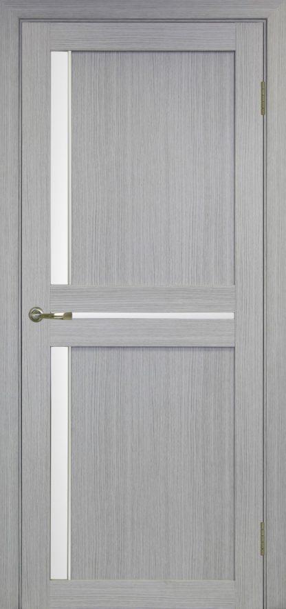 Фото Дверное полотно Турин 523.221 АПС Молдинг SC/ SG Цвет серый дуб