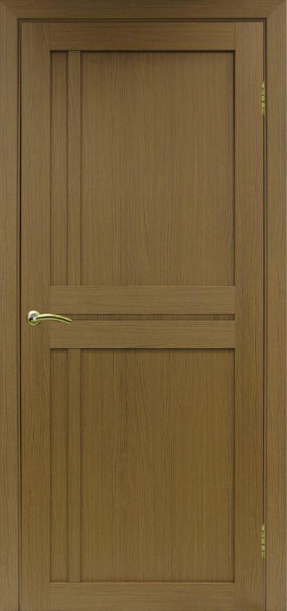 Фото Дверное полотно Турин 523.111  Цвет орех классик