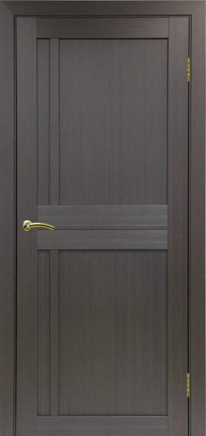 Фото Дверное полотно Турин 523.111  Цвет венге