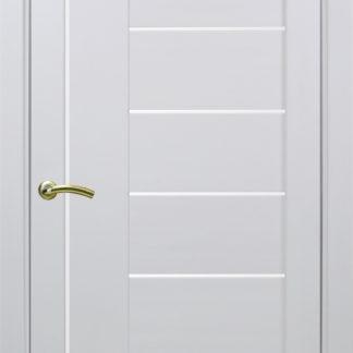 Фото Дверное полотно Турин 524.21 Цвет белый монохром