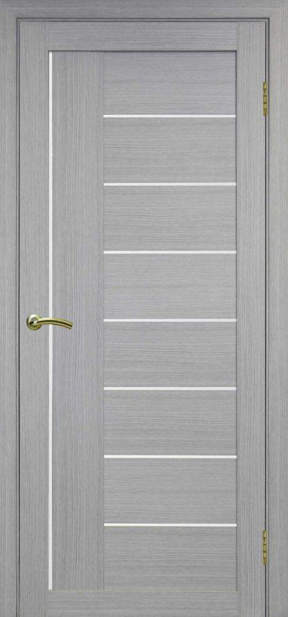 Фото Дверное полотно Турин 524.21 Цвет серый дуб