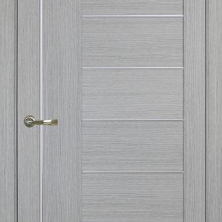 Фото Дверное полотно Турин 524 АПП Молдинг SC/SG Цвет серый дуб