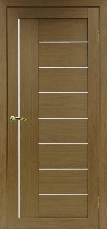 Фото Дверное полотно Турин 524.21 Цвет орех классик