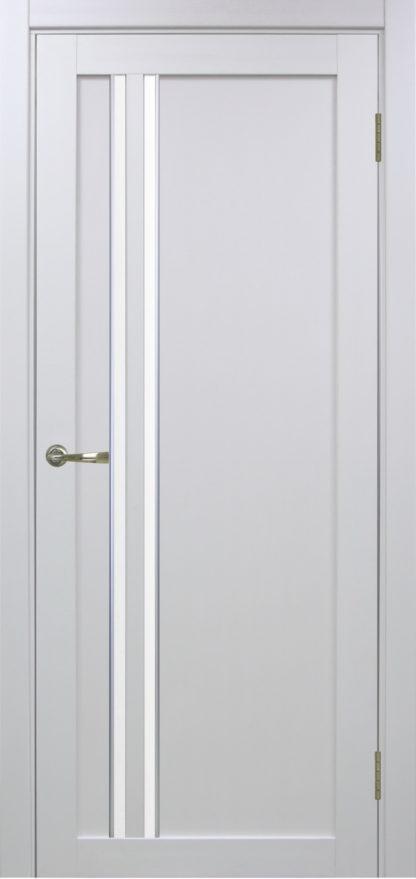 Фото Дверное полотно Турин 525 АПС Молдинг SC/SG Цвет белый монохром
