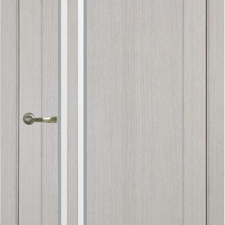 Фото Дверное полотно Турин 525 АПС Молдинг SC/SG Цвет беленый дуб