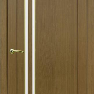 Фото Дверное полотно Турин 525 АПС Молдинг SC/SG Цвет орех классик