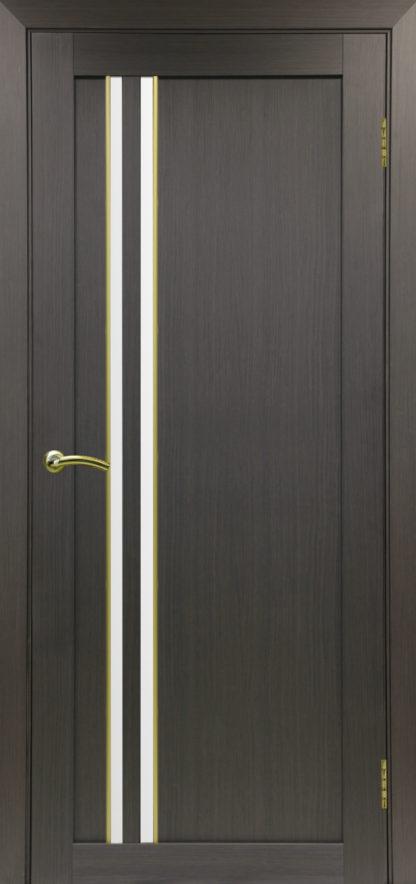 Фото Дверное полотно Турин 525 АПС Молдинг SC/SG Цвет венге