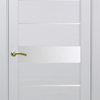Фото Дверное полотно Турин 526.12 Цвет белый монохром