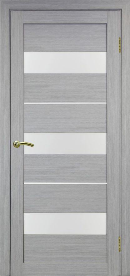 Фото Дверное полотно Турин 526.12 Цвет серый дуб