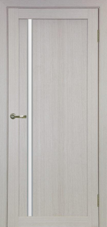 Фото Дверное полотно Турин 527 АПС Молдинг SC/SG Цвет беленый дуб