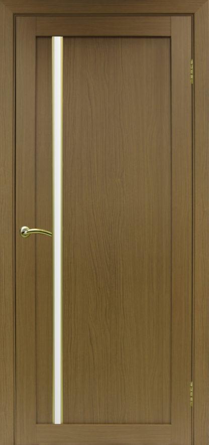 Фото Дверное полотно Турин 527 АПС Молдинг SC/SG Цвет орех классик
