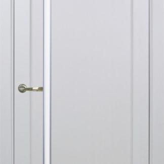 Фото Дверное полотно Турин 527 АПС Молдинг SC/SG Цвет белый монохром