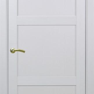 Фото Дверное полотно Турин 530.111 Цвет белый монохром