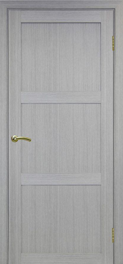 Фото Дверное полотно Турин 530.111 Цвет серый дуб