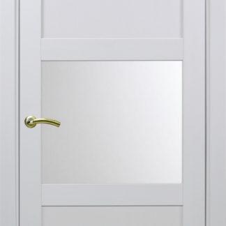 Фото Дверное полотно Турин 530.121 Цвет белый монохром