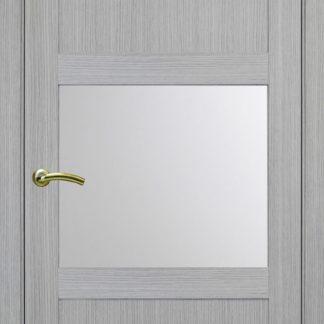Фото Дверное полотно Турин 530.121 Цвет серый дуб