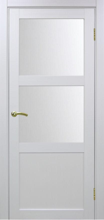 Фото Дверное полотно Турин 530.221 Цвет белый монохром