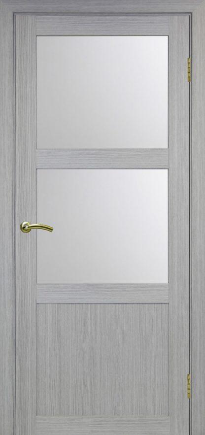 Фото Дверное полотно Турин 530.221 Цвет серый дуб