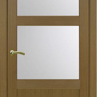 Фото Дверное полотно Турин 530.221 Цвет орех классик