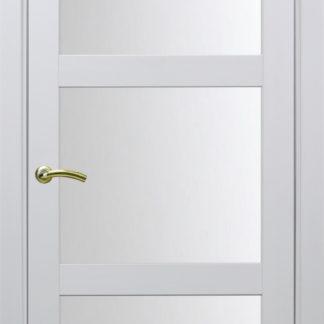 Фото Дверное полотно Турин 530.222 Цвет белый монохром