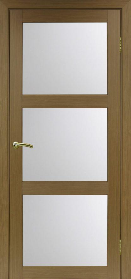 Фото Дверное полотно Турин 530.222 Цвет орех классик