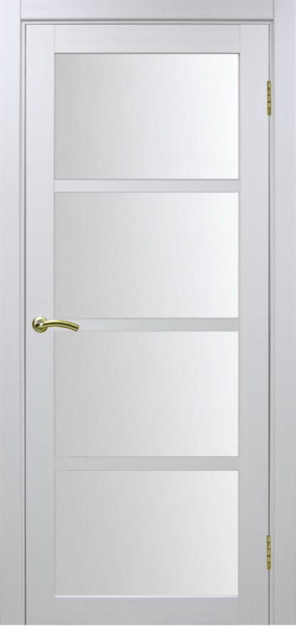 Фото Дверное полотно Турин 540.2222 Цвет белый монохром