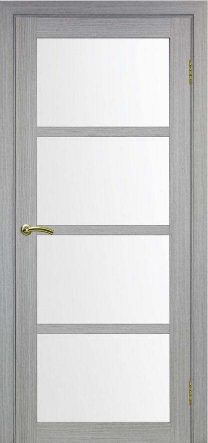 Фото Дверное полотно Турин 540.2222 Цвет серый дуб
