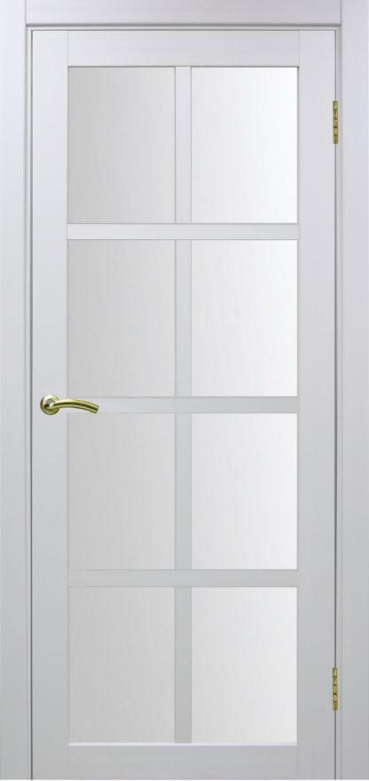 Фото Дверное полотно Турин 541.2 Цвет белый монохром