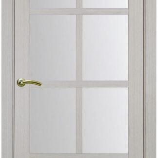 Фото Дверное полотно Турин 541.2 Цвет беленый дуб