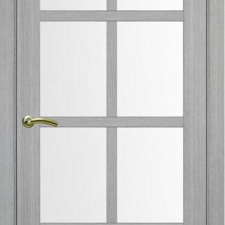 Фото Дверное полотно Турин 541.2 Цвет серый дуб