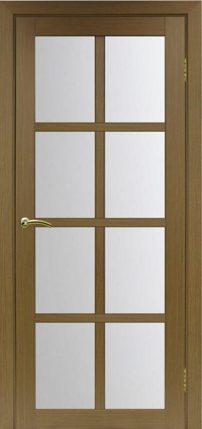 Фото Дверное полотно Турин 541.2 Цвет орех классик