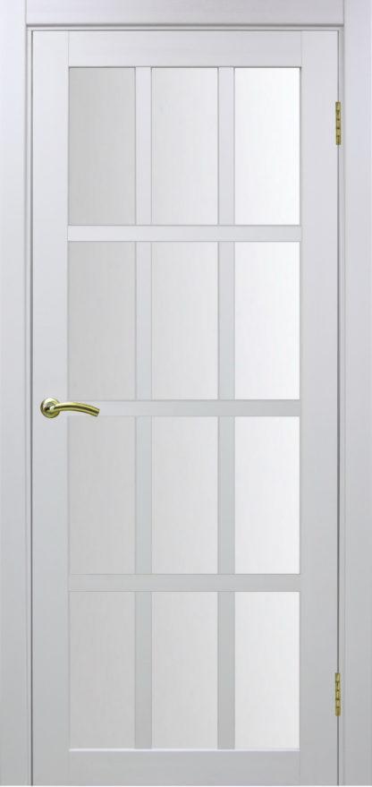 Фото Дверное полотно Турин 542.2 Цвет белый монохром