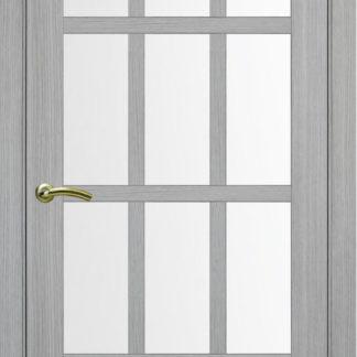 Фото Дверное полотно Турин 542.2 Цвет серый дуб