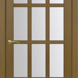 Фото Дверное полотно Турин 542.2 Цвет орех классик