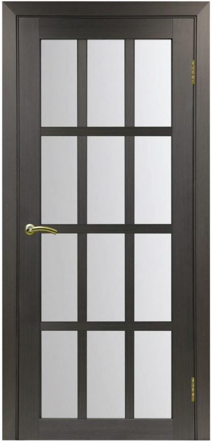Фото Дверное полотно Турин 542.2 Цвет венге