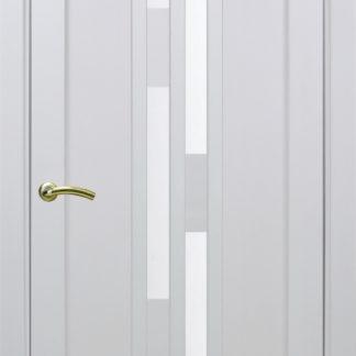Фото Дверное полотно Турин 551.2 Цвет белый монохром