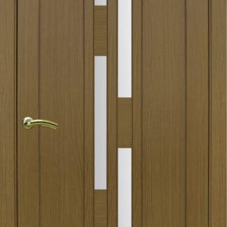 Фото Дверное полотно Турин 551.2 Цвет орех классик
