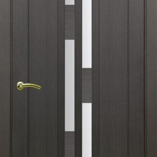 Фото Дверное полотно Турин 551.2 Цвет венге