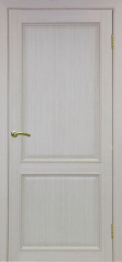Фото Дверное полотно Тоскана 602.11 Цвет беленый дуб