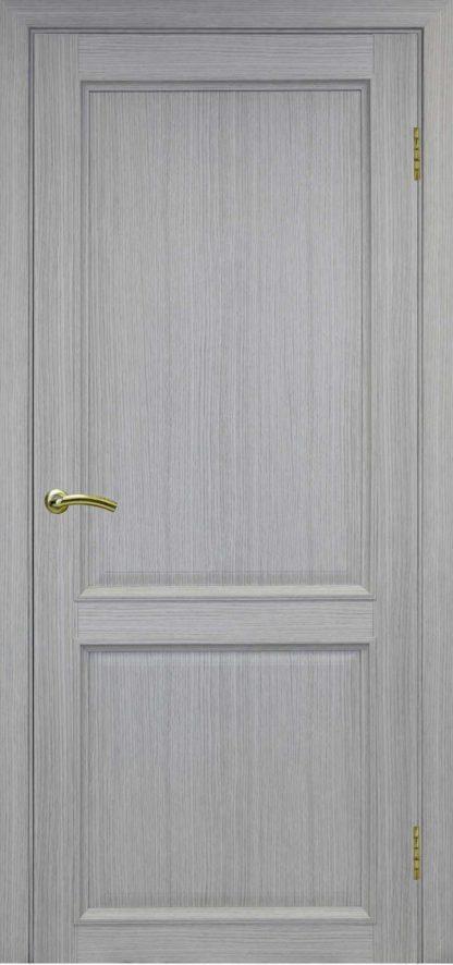 Фото Дверное полотно Тоскана 602.11 Цвет серый дуб