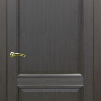 Фото Дверное полотно Тоскана 602.11 Цвет венге