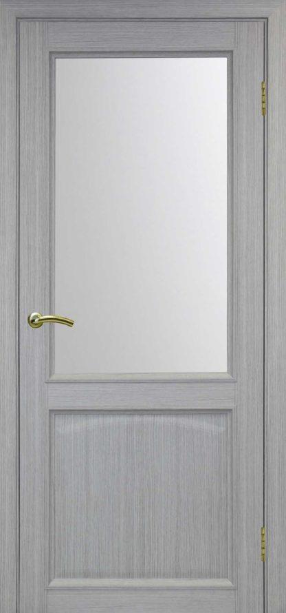 Фото Дверное полотно Тоскана 602.21 Цвет серый дуб