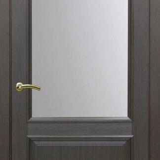 Фото Дверное полотно Тоскана 602.21 Цвет венге